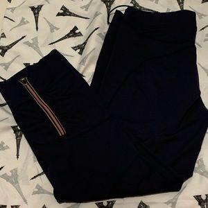 VSX Sport Tight Fit sport leggings Dark Blue